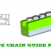 Chain Guide Profiles, Ck Type Chain Guides