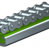 CT Type Chain Guide Profiles, CT Type Chain Guides